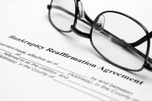 What Does It Mean to Reaffirm Your Loan After Bankruptcy